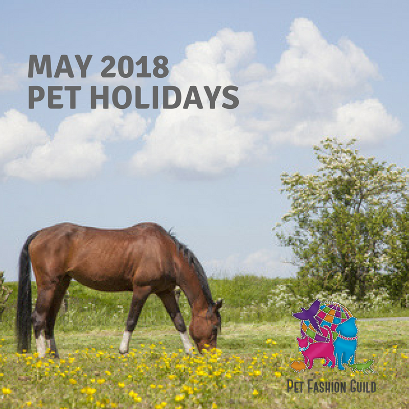 2018 May Pet Holidays