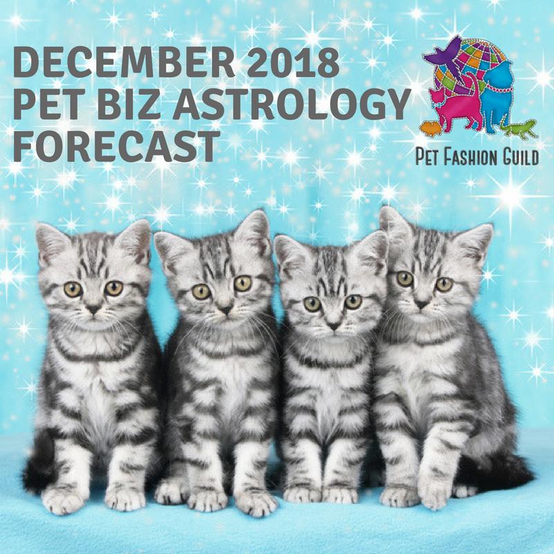 December 2018 Pet Biz Astrology Forecast