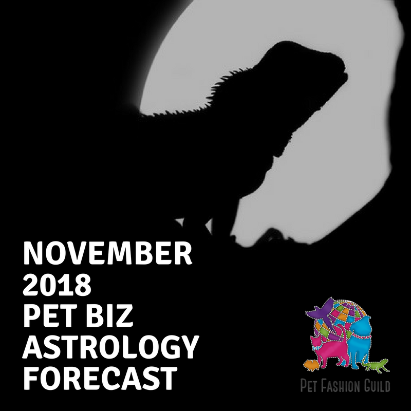 November 2018 Pet Biz Astrology Forecast
