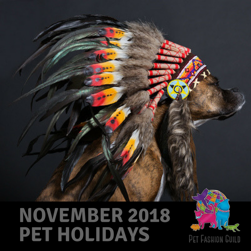 2018 November Pet Holidays