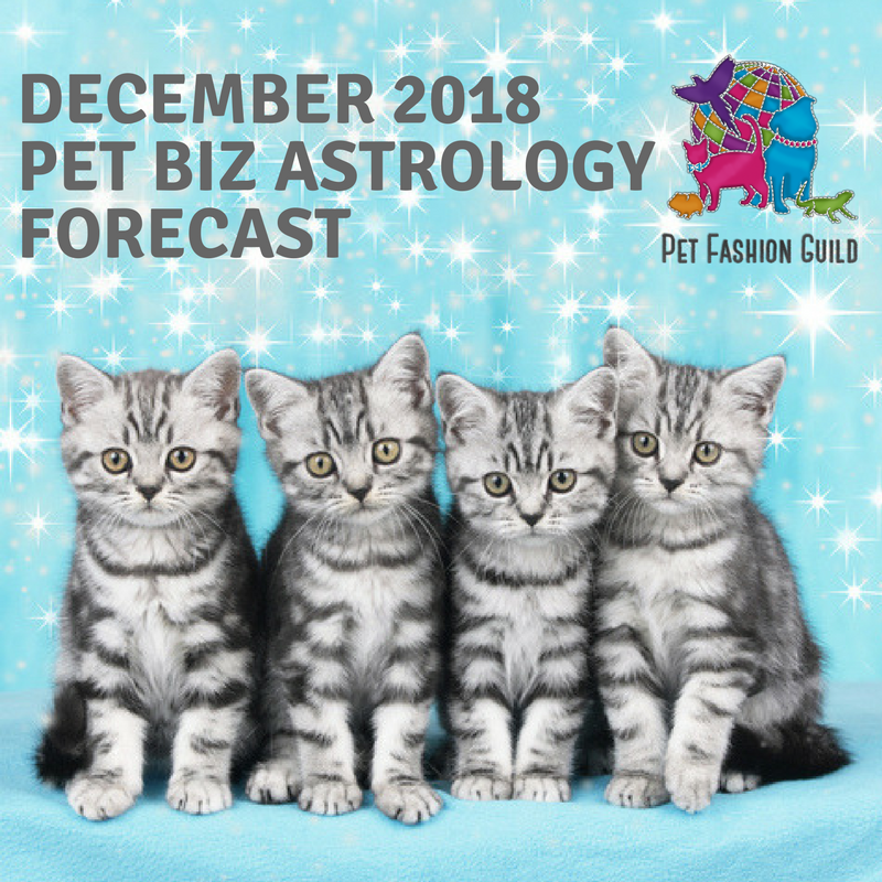 December 2018 Pet Biz Astrology Forecast