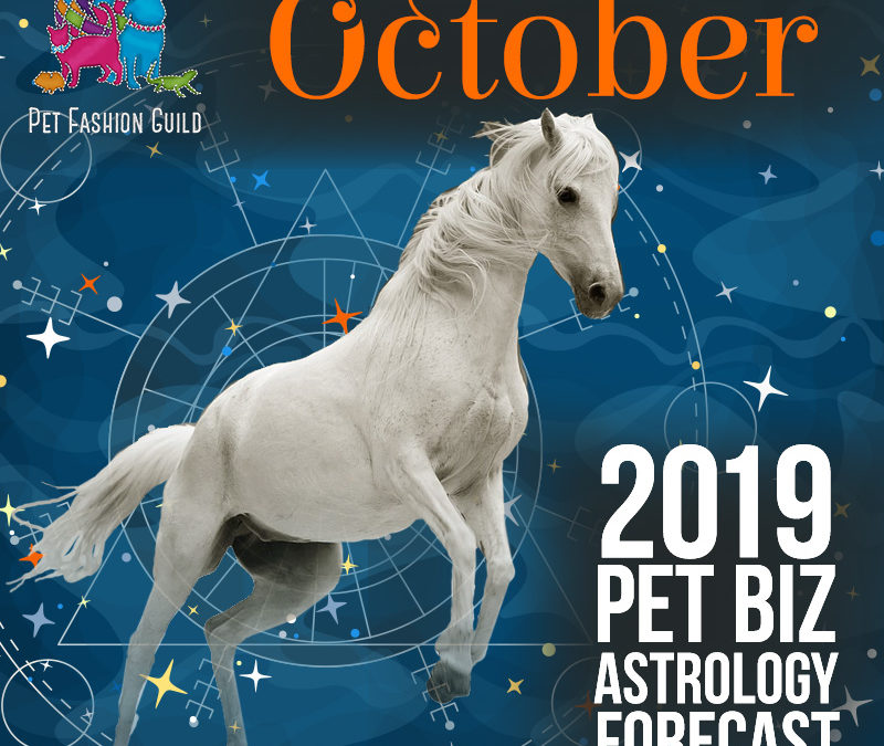 October 2019 Pet Business Astrology Overview