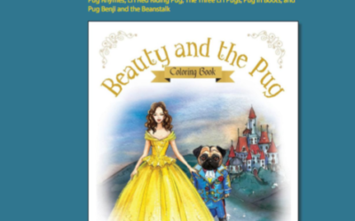 Beauty and the Pug – Book of the Month by LICK Magazine